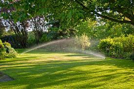 Beregnungsanlage für Garten