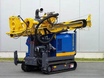Bohrtechnik - Maschine: Rotomax M