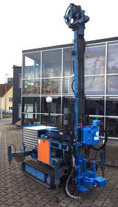 Bohrtechnik - Bohrmaschine Wellco-Drill-wd50