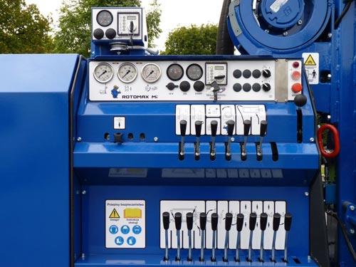 Bohrtechnik - Bohrmaschine Rotomax M 2018 - Detailansicht
