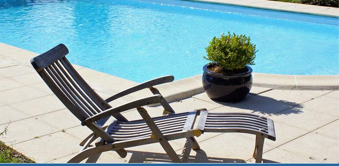 Füllen Sie Ihren Pool mit Brunnenwasser